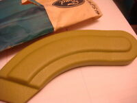 1970s Ford Plastic Lime Green Cover