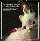 Erich Wolfgang Korngold: Der Ring des Polykrates (CD, Dec-1996, CPO)