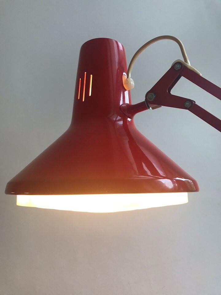 Luxo, Inkl bundgitter, arkitektlampe