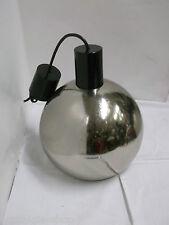 Original 70er Designerleuchte Chrom Hängelampe Lamp panton 70s
