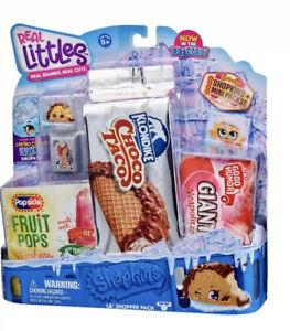 Shopkins Real Littles Season 13 Speelgoed en spellen Bioscoop, tv ...