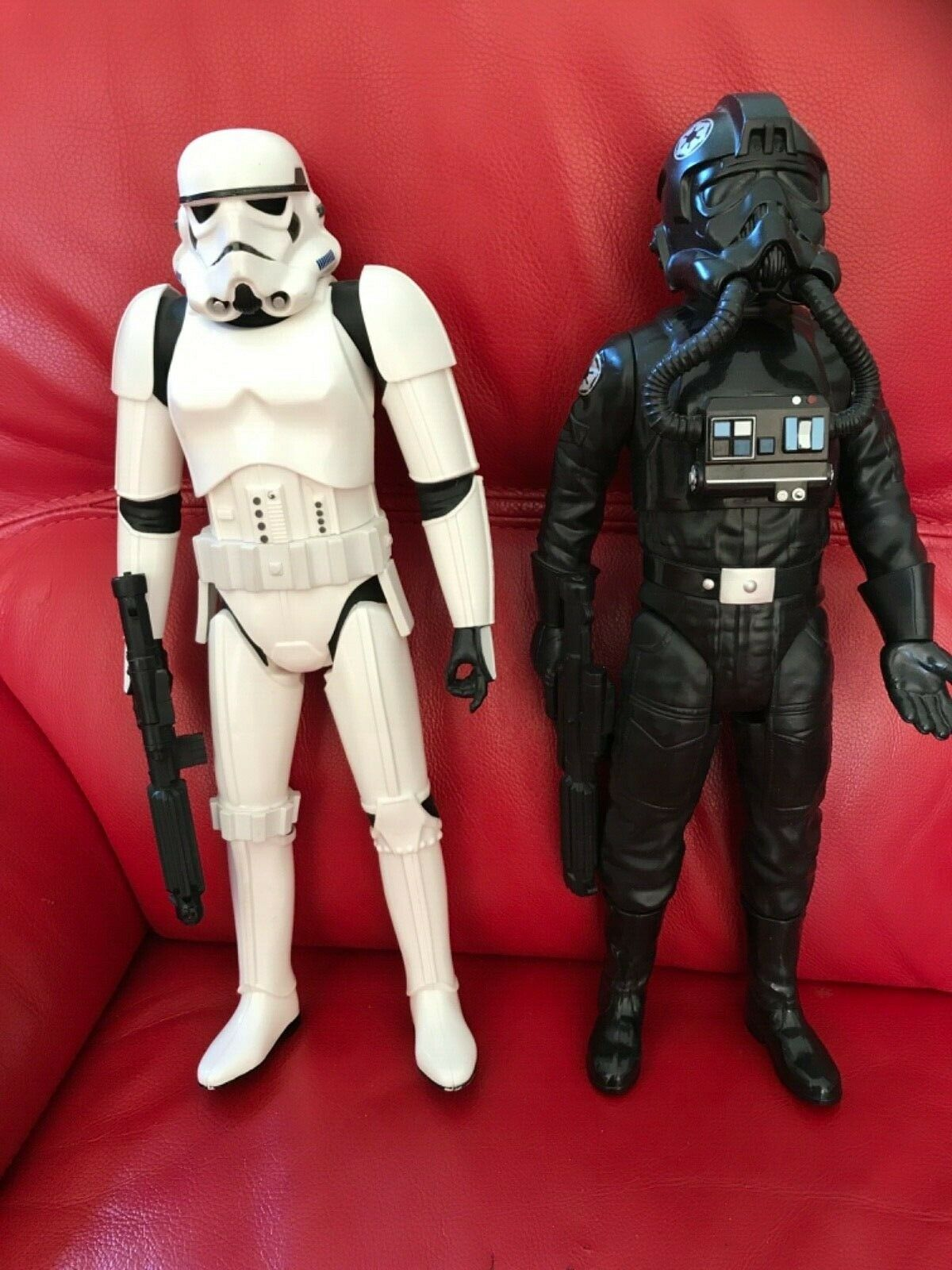Figurine StarWars : LOT de 2 Grandes FIGURINES STAR WARS 45 cm !