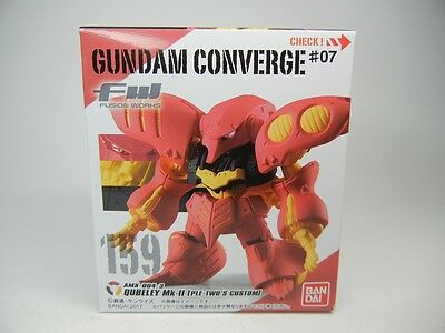 Ple Two CUSTOM US SELLER FREE S//H - Gundam Converge #07-159 QUBELEY MK II