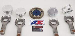 Je-Pistons-Fiat-Punto-gt-turbo-1-6-87-00mm-Pistoni-forgiati-nuovi-turbo-e-nitro
