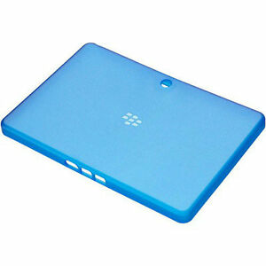 RIM-ACC-39316-303-Sky-Blue-Translucent-Gel-Skin-for-BlackBerry-PlayBook-NEW