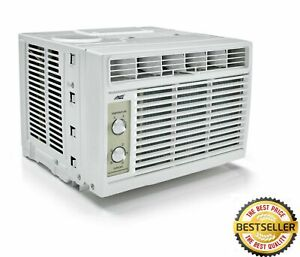 Details about Window Air Conditioner AC Unit Quiet Energy Efficient Tent  Bedroom Small Compact