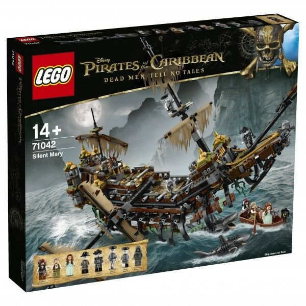 LEGO Pirates of the Caribbean 71042 Silent Silent Silent Mary  Neu OVP 59d2a4
