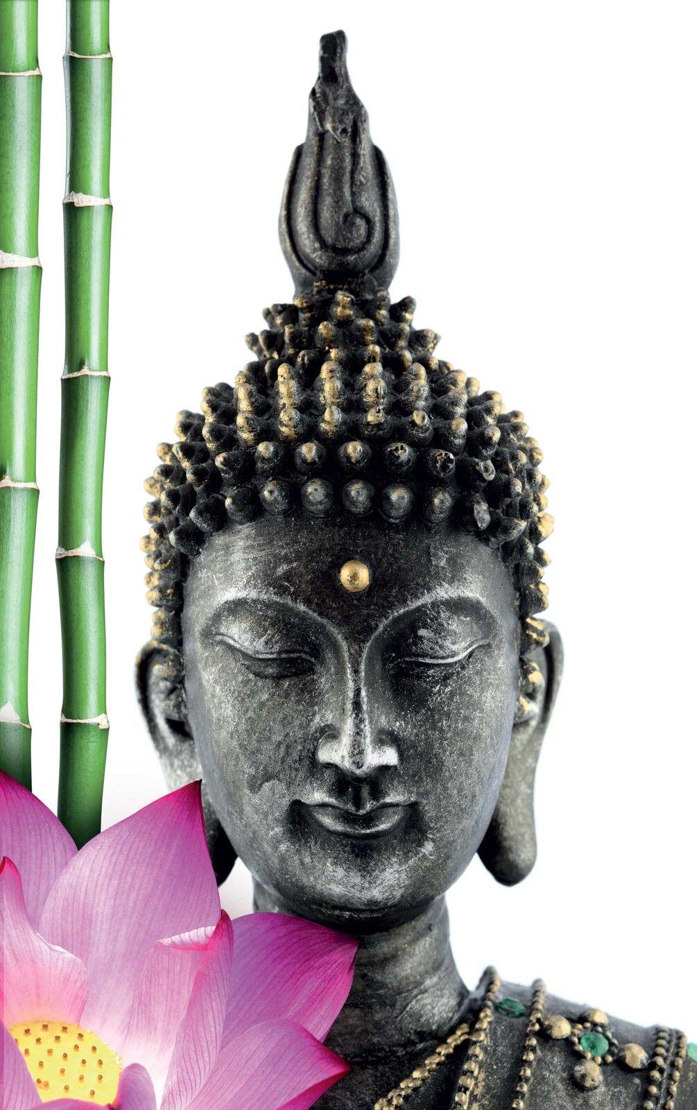 Plakat Plakat Buddha Ref 18 (3 Größen, Papier Matt oder Papier Foto)