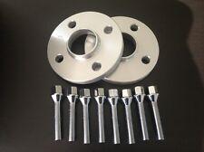 4 BMW 4x100 (20 MM Thick) 57.1 H.B Hub Centric Wheel Spacers 16 12x1.5 Lug Bolts