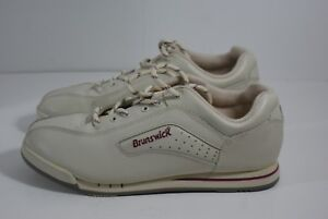 Bowling Brunswick Ii Capri Femme 8 Beige pour Taille Rouge Sporting 5 Athletic Chaussures d54qw6d