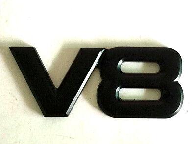 V8 Self Adhésif Métal Badge Pour MGB Rover V8 MGBGT MGB aile