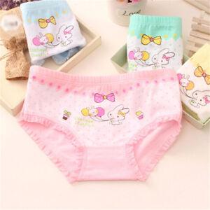 8604b88fe41e Image is loading Baby-Girls-Underwear-Cotton-Panties-Kids-Short-Briefs-