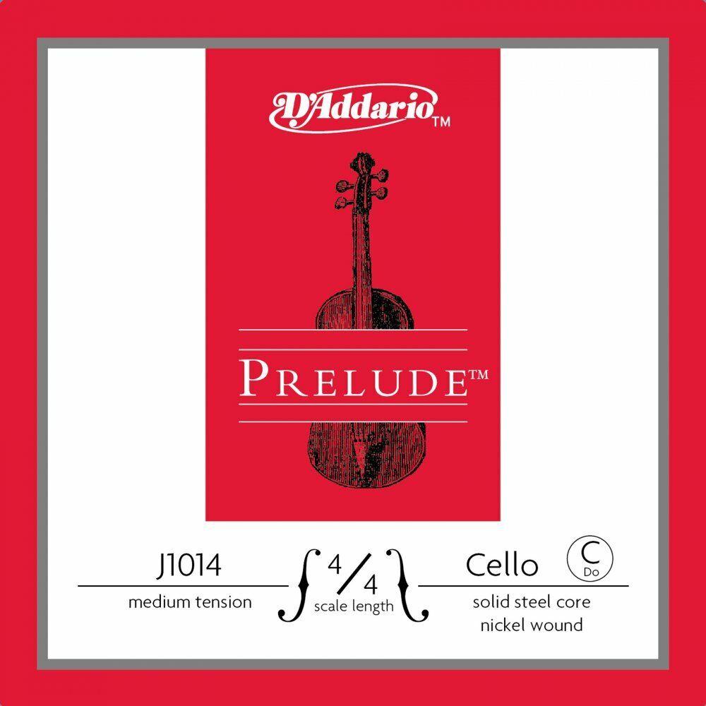 D'Addario Prelude Cello String set 4 4 Medium