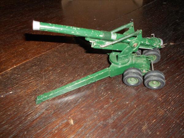 Geschütz, Metall, Britains Ltd., Pat.-nr. 617492, Metall, Bewegliche Teile In Vielen Stilen