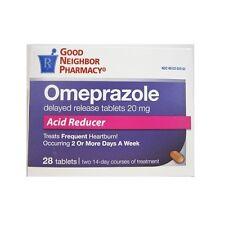Gnp Omeprazol 20 Mg Tablet 28