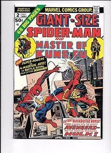 Giant-Size-Spider-Man-2-Oct-1974-Marvel