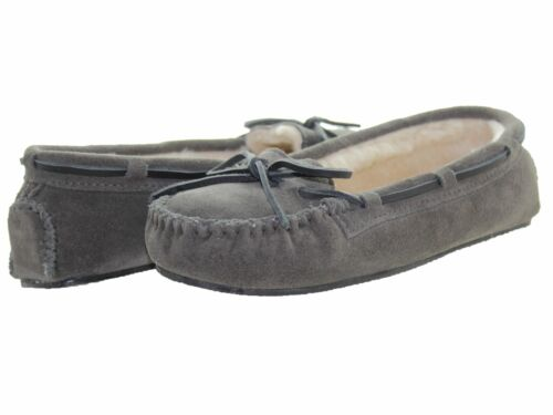 Minnetonka Cally Grey 4015 Women/'s Shoes