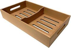 Quality-Importers-Trading-Spanish-Cedar-Tray-Cigar-Tray-Adjustable-Divider-Fit