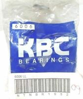 Kbc 6006 Ll Bearing 6006ll