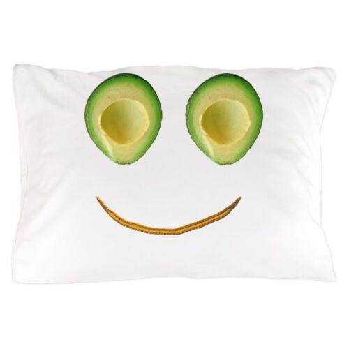 1619734210 CafePress Cute Avocado Face Rieko/'s Fave Pillow Case