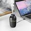 water proof Mini USB Humidifier water tight black