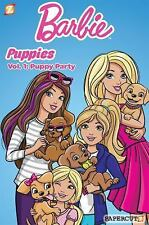 Barbie Puppies Graphic Novels: Puppy Party Vol. 1 by Danica Davidson (2016,...