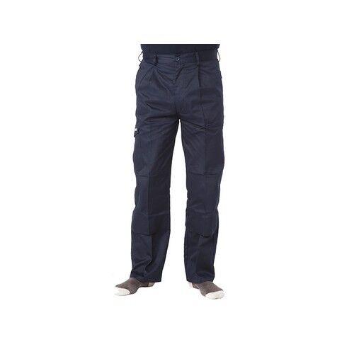 Apache APINDNAV Navy Industry Trousers Waist 32in Leg 33in