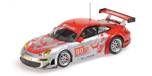 Porsche 997 Gt3 Rsr Flying Lizard Motorsport Neiman Law 24h Le Mans 2010 1 43
