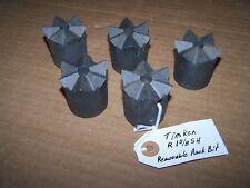Timken R 1 58 Sh Rock Bits Lot Of 5