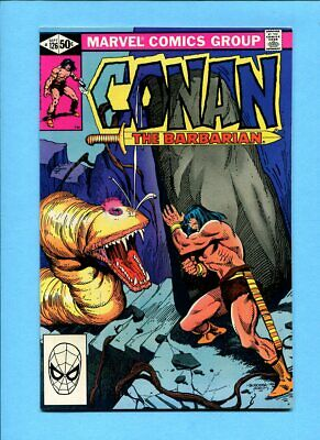 1981 John Buscema art! NM- Conan the Barbarian 126 9.2