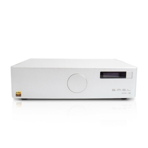 SMSL DA-8 ICEpower50ASX2 NJW1194 Desktop Hi-Res Digital Power Amplifier
