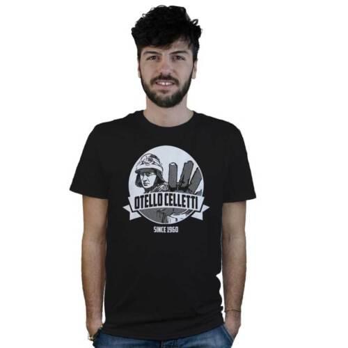 Maglietta Film Il Vigile Cinema Commedia Italiana N T-Shirt Otello Celletti