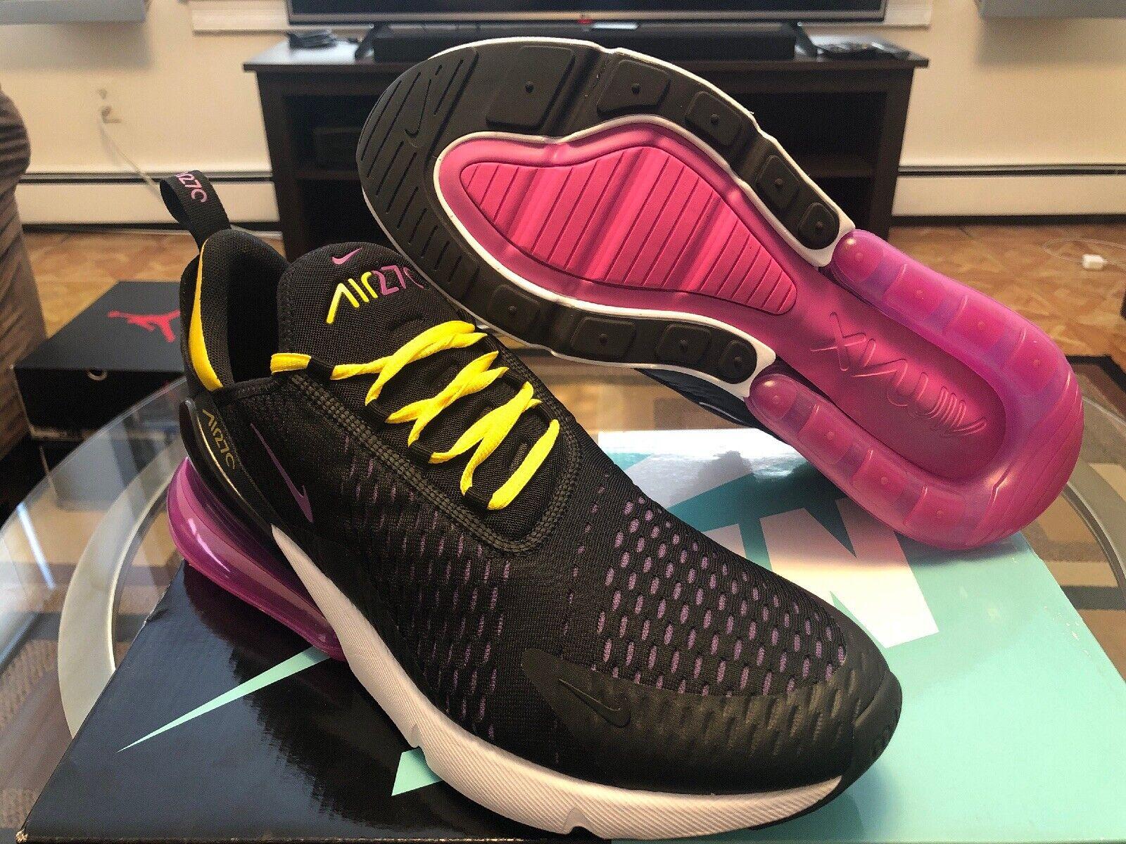 Nike Air Max 901 White University Red AJ7695 100 New Women's US Sz 8.5 Mns Sz 7