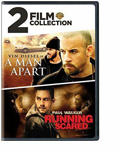 A Man Apart Blu Ray Upc: Man Apart/running Scared (dbfe) (dvd) (ws) - Dvd LN