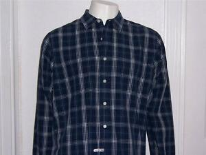 5c30ad5b4a0082 Image is loading MENS-ABERCROMBIE-amp-FITCH-BLUE-WHITE-PLAID-MUSCLE-