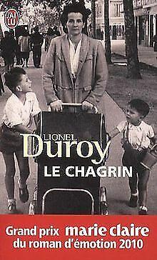 Le chagrin de Duroy, Lionel | Livre | état acceptable