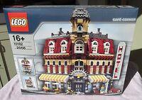 Lego Modular Building 10182 Cafe Corner Sealed Nsib 2007 Retired Free Ship