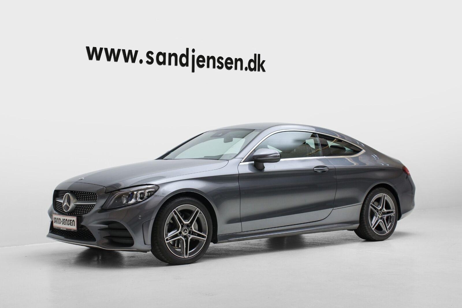 Mercedes C200 1,5 AMG Line Coupé aut. 2d - 544.900 kr.