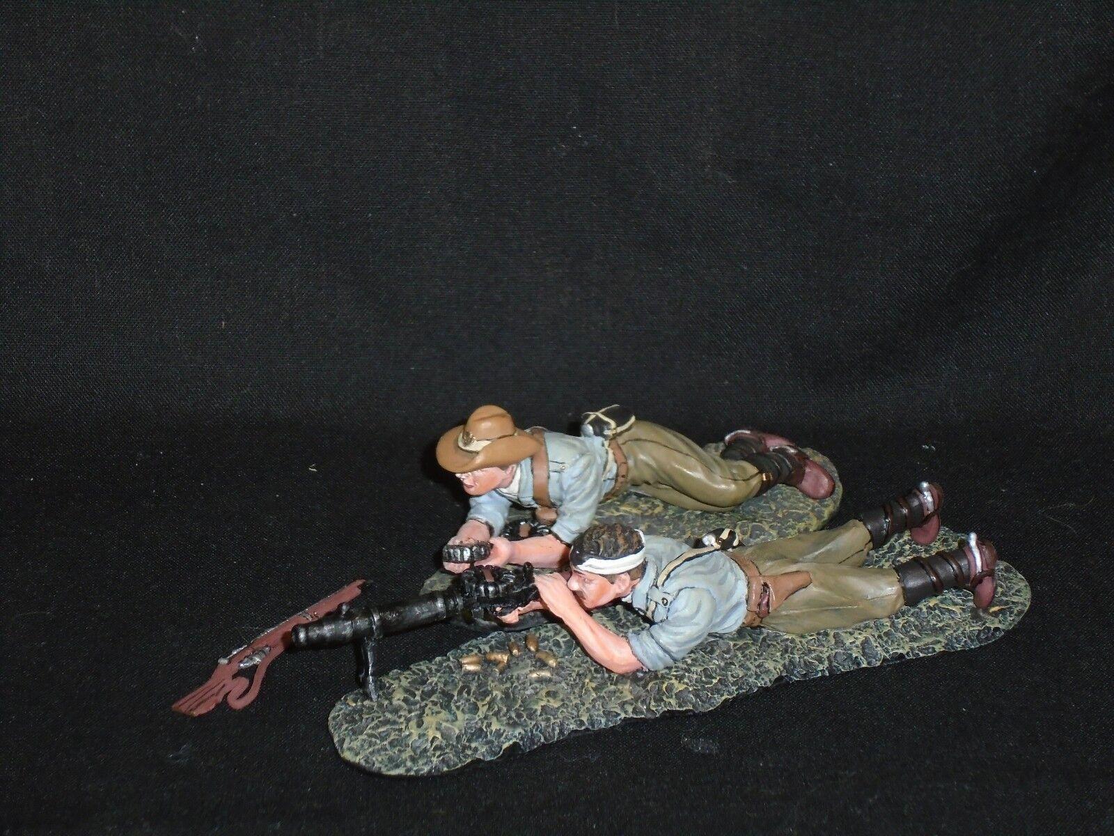 THOMAS GUNN ALH003 WWII BRITISH LEWIS GUN TEAM.