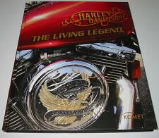 Bildband Harley Davidson Custom Sportster Racing Street Low The Living Legend!