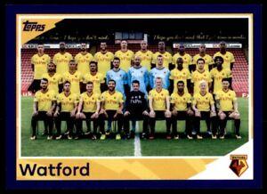 281 Merlin/'s Premier League 2018-Kit Watford no