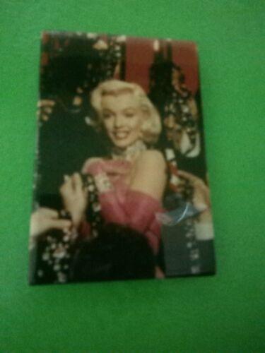 Marilyn Monroe en robe rose Aimant de Réfrigérateur Nouveau avec Free Post 78 mm x 53 mm