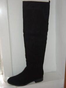 Details zu Marco Tozzi Overknee Stiefel   schwarz   Reißverschluss   Größe 36 38 39
