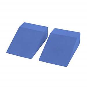Supportive Foot Exercise NEW Pair Soft Wrist Wedge Yoga Foam Wedge Blocks