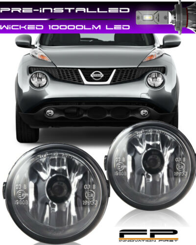 Right Side Replacement Headlight Assembly For 2011-2014 Nissan Juke