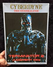 TERMINATOR 2 T800 CYBERDYNE ENDOSKELTON 1/9  MODEL KIT TSUKUDA JAPAN