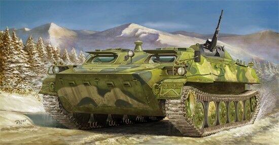Soviet Soviet Soviet Mt-lb 6ma Tank 1 35 Plastic Model Kit TRUMPETER 7b6c39