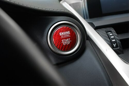 Auto Start The Circle The Ignitio Key Ring For Lexus NX200 200t NX300h 2014-2017