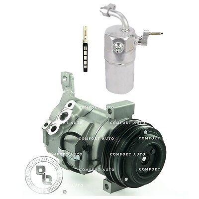 New AC A//C Compressor Kit Fits 2003-2005 Chevy Silverado 1500 4.8L 5.3L /& 6.0