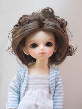 Monique BIANCA Wig Two Tone Brown Size 6-7 YoSD Dollfie on Volks YoSd